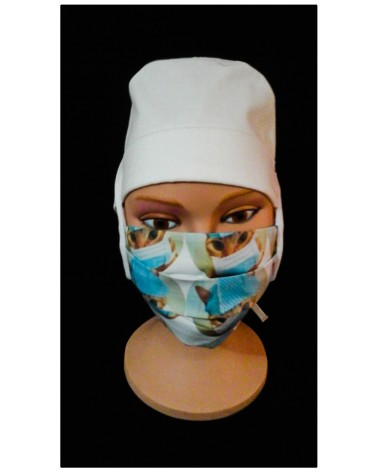MASQUE CHIRURGICAL THE CHAT IBODE